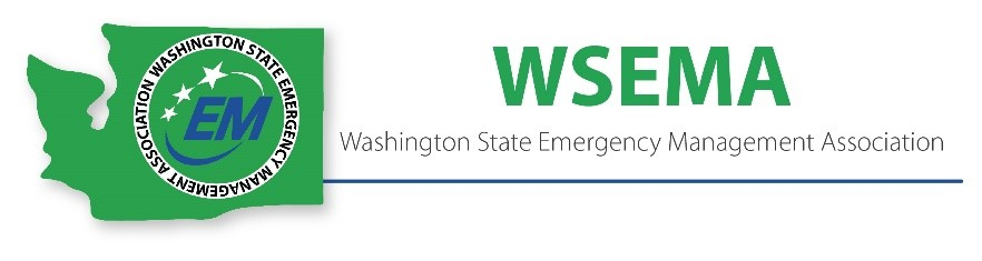 Washington State Emergency Management Association Logo